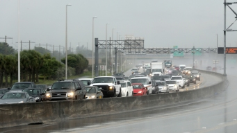 Traffic Nightmare: 500K People Told to Leave South Florida