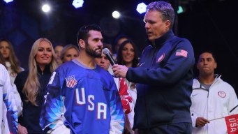 USA Unveils Olympic Men's Hockey Roster Without NHL Players