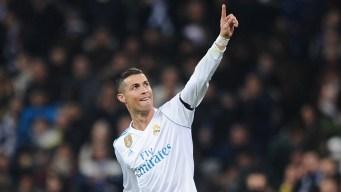 Ronaldo Wins Award for Soccer's Best Player for 5th Time