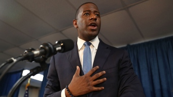 Gillum Angry About Emailed Votes, Trump Tweet During Recount