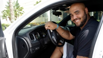 Dolphins Defensive Tackle Moonlights as Uber Driver