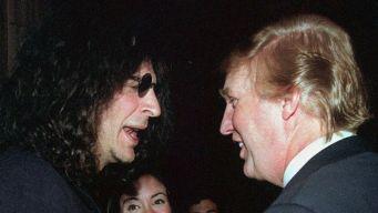Howard Stern Won't Air Past Donald Trump Interviews
