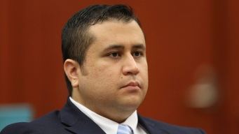George Zimmerman Credited With Rescuing Family Trapped in Car