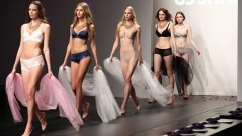 Models in Spanx Kick Off NY Fashion Week