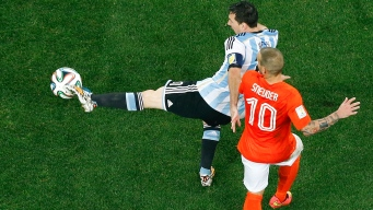 Argentina Heads to World Cup Final After Shootout