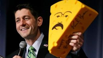 Ryan Knocks Obamacare in Return to Iowa