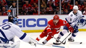 2015 NHL Playoffs: Detroit Shuts Out Lightning 3-0