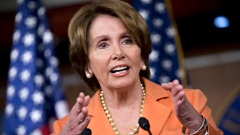 """Pelosi: Democrats Will """"Stand Tall"""" in Support of Obamacare"""
