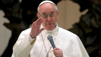 "Pope Francis: I Want ""Poor Church for the Poor"""
