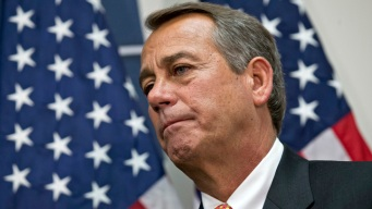 House Would Consider Gun Control Proposals, Boehner Says