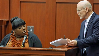 Zimmerman's Attorney Continues Cross-Examination of Witness