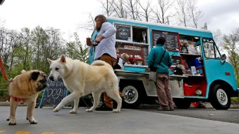 Canine Food Truck: Chicken Feet, Pumpkin Pretzels and 'Pupcakes'