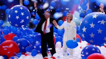 The Great DNC Balloon Drop of 2016