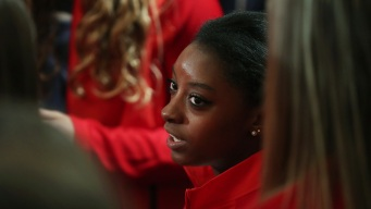 Simone Biles: I Was Sexually Abused by Gymnastics Doctor