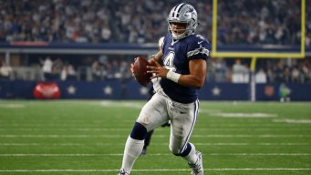 Thursday Night Football: Cowboys Go for 11th Straight Win