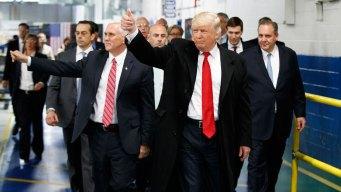 Union President Jones Challenges Trump on Carrier