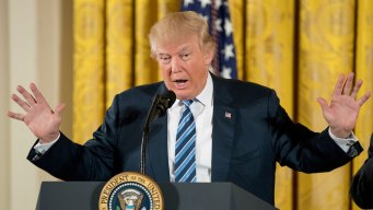Trump, Amid Combative Start, Pledges to Rise to Moment