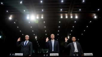 Senators Blast Facebook, Twitter, Google in Russia Probe