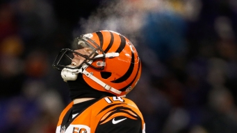 Bills Fans Flooding Andy Dalton's Foundation With Donations