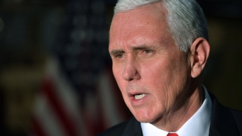Pence Has Long Pushed for Trump Policies on Israel