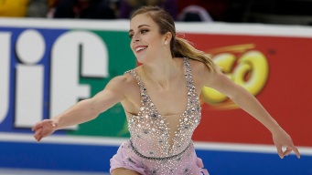 Ashley Wagner 'Furious' After 4th Place in Free Skate