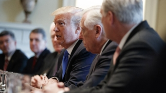 Trump Suggests 2-Phase Immigration Deal for 'Dreamers'