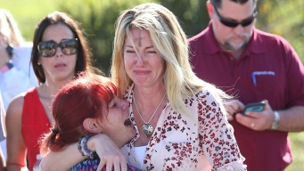 Parkland Moms Captured in Iconic Photo Now Divided Over Guns