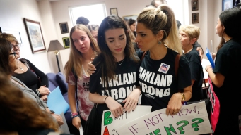 Students Return After Protesting Gun Laws in Tallahassee