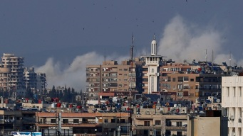 Certain of Gas Attack, Allies Struck Syria Before UN Report