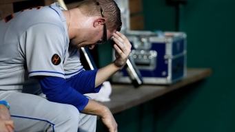 25-4! Mets Suffer Most-Lopsided Loss in Franchise History