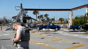 'Catastrophic' Damage at Tyndall Air Force Base From Michael