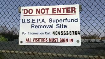 Gov't Shutdown Halts Federal Cleanups at US Superfund Sites