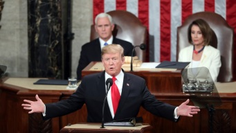 Trump Talks 'Greatness and Gridlock' at State of the Union