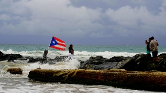 Dorian Aims for US, Causes Limited Damage in Caribbean