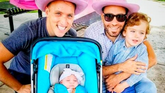 Gay Dads' Baby Is Denied Citizenship