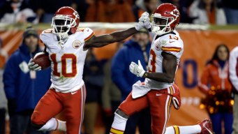 Sunday Night Football: Chiefs Beat Broncos 30-27 in OT