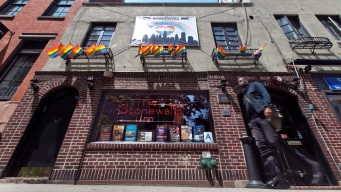 NYC's Stonewall Becomes 1st National Monument for Gay Rights