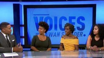 A Conversation About Women Embracing Natural Hair