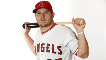 Mike Trout Agrees to Historic 12-Year Contract With Angels