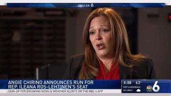Angie Chirino Running for Congress