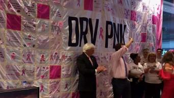 Autonation 'Drive Love' Project For Breast Cancer Research