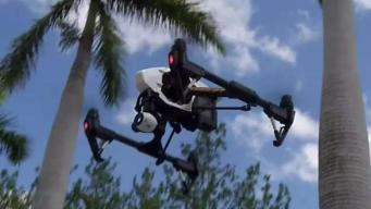 BSO Using Drones for Patrol and Rescues