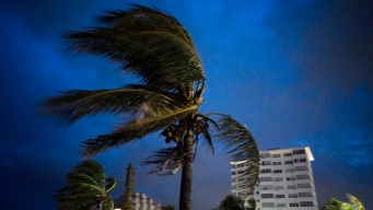 Dorian Strikes Bahamas With Record Fury as Category 5 Storm