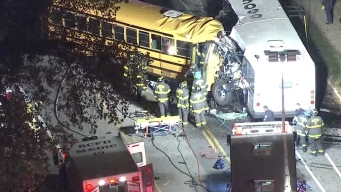 Driver in Fatal Md. School Bus Crash Had Prior Wrecks: NTSB