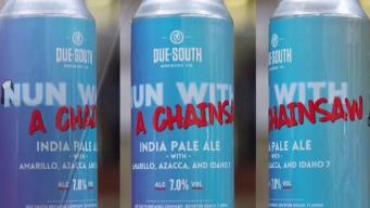 Beer Named After Chainsaw-Wielding Nun