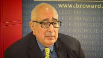 Economist Ben Stein Speaks at Broward College