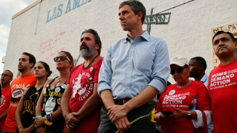 Parkland Father: Mural in El Paso a 'Tragic Coincidence'