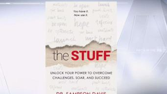 """Between The Pages: """"The Stuff"""" by Sharlee Jeter"""
