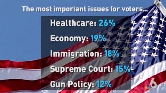 Sen. Bill Nelson Leads Gov. Rick Scott In New Poll