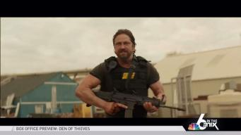 """Box Office Preview: Cast Talks """"Den of Thieves"""""""